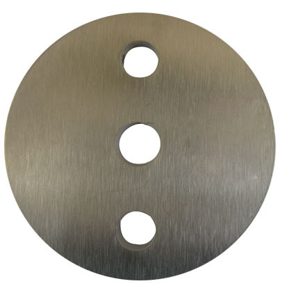 Stainless Steel Balustrade Handrail Bracket Round Base Pate in 70mm
