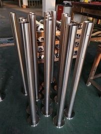 China Durable Stainless Steel Balustrade Posts , Stainless Steel Railing Components factory